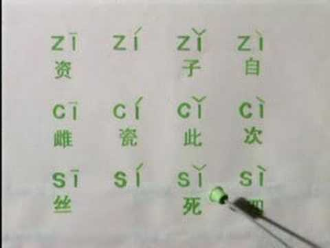 Learn Chinese Pinyin 4