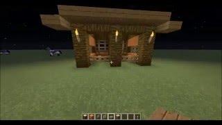 Como hacer un establo | Minecraft | Jos El