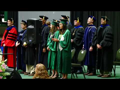 Colorado State University Warner College Natural Resources Commencement Spring 2016