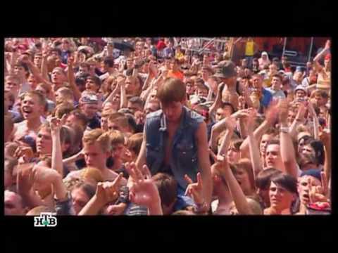 Крылья 2004. Рок-фестиваль.