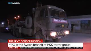 Turkey's Border Mission: Interview with Murat Aslan
