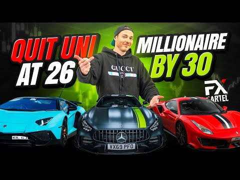 Quit my PhD   Built the most profitable Forex strategy   FX CARTEL