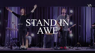 Stand In Awe - Jeremy Riddle | Vineyard Anaheim Worship Moment