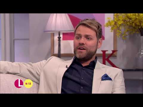 Keith Duffy's Terrible Wardrobe Decision! | Lorraine