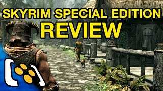 The Elder Scrolls V: Skyrim Special Edition review - PS4, Xbox One, PC