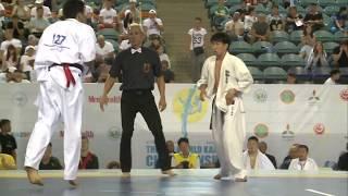 Mathew Ah Chow VS Yuki Maeda WKO