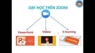 Dạy học trực tuyến bằng PowerPoint