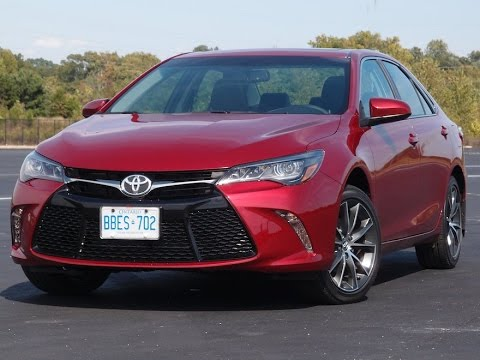 2015 toyota camry review youtube. Black Bedroom Furniture Sets. Home Design Ideas