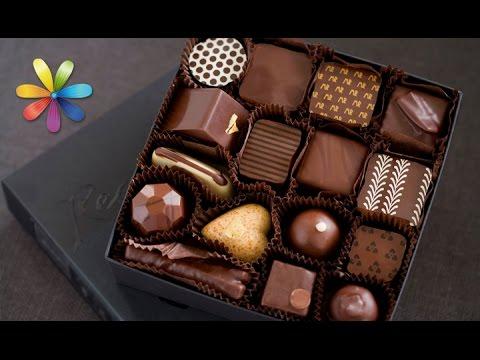 Калории в 1 (одной) конфете. -