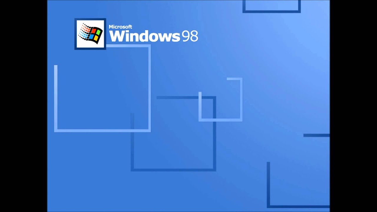 Windows 98 shutdown sound youtube for Windows 95 startup sound