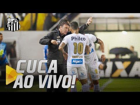CUCA | COLETIVA AO VIVO (03/08/18)