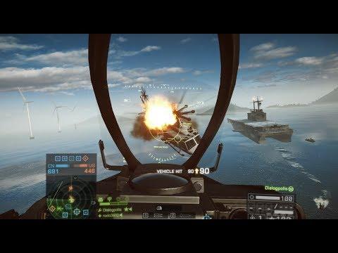 BF4 Attack Jet 63-1 | 60 FPS | 50k Points | Paracel Storm