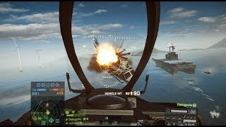 BF4 Attack Jet 63-1 | 60 FPS | 50k Points | Paracel Storm