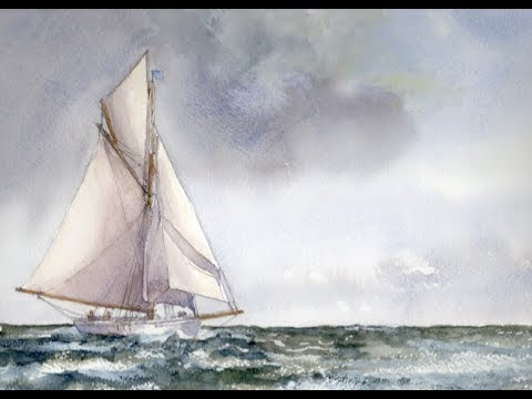 The History Of The Yacht Tally Ho / Pilot Cutters / Going South - Rebuilding Tally Ho EP18