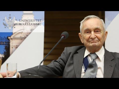 """Prof. Henryk Samsonowicz, """"Początki narodu polskiego…?"""""""
