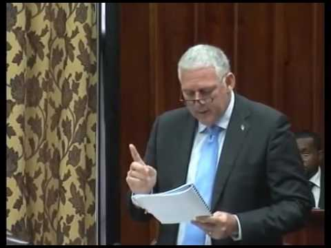 Motion VAT Amendment of Rate Order; PM Allen Chastanet