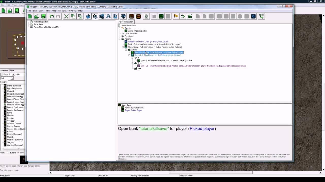 bank basics starcraft 2 editor tutorial youtube rh youtube com starcraft 2 editor tutorial español starcraft 2 galaxy editor tutorial