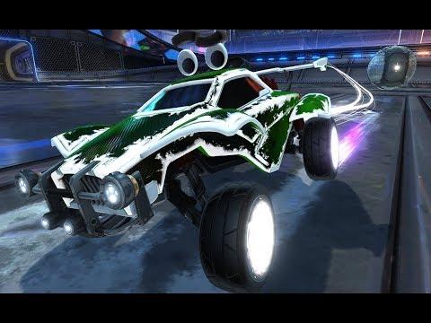 Rocket League - All Painted Octane