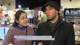 Rambouillet : 4ème édition du Salon des métiers d'Art du Rotary Club
