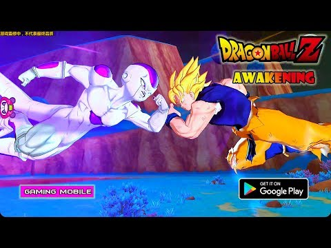 [Android/IOS] Dragon Ball Z: Awakening - CBT Gameplay