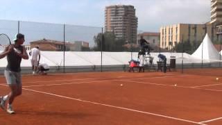 Rafael Nadal practice in Monte Carlo 2015