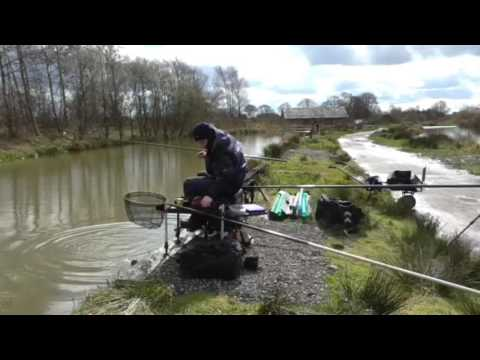 HERONBROOK FISHERIES, SLINDON, STOKE-ON-TRENT, STAFFORDSHIRE