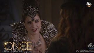 The Evil Queen Recruits Zelena - Once Upon A Time