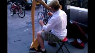 Marry Me by Train played by HarpGuyNYC