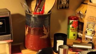 Making Iced Coffee with the AeroPress