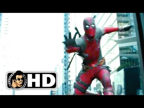"DEADPOOL 2 ""Cable vs Wade"" Movie Clip NEW (2018) Ryan Reynolds Marvel Superhero Movie HD"