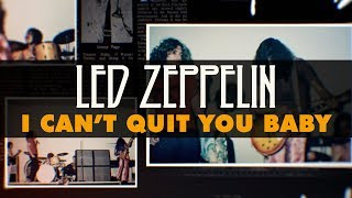 Led Zeppelin - I Can't Quit You Baby (Official Audio)