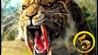 Złota Piątka: Wymarłe gatunki, które wkrótce powrócą