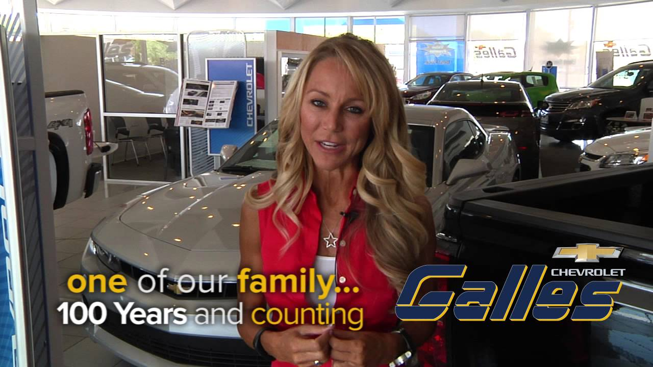 Chevy Dealer near Peralta NM 87042 | Galles Chevrolet - YouTube