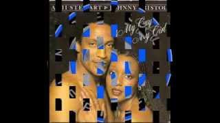 AMII STEWART & JOHNNY BRISTOL, MY GUY MY GIRL, 7 INCH VINYL
