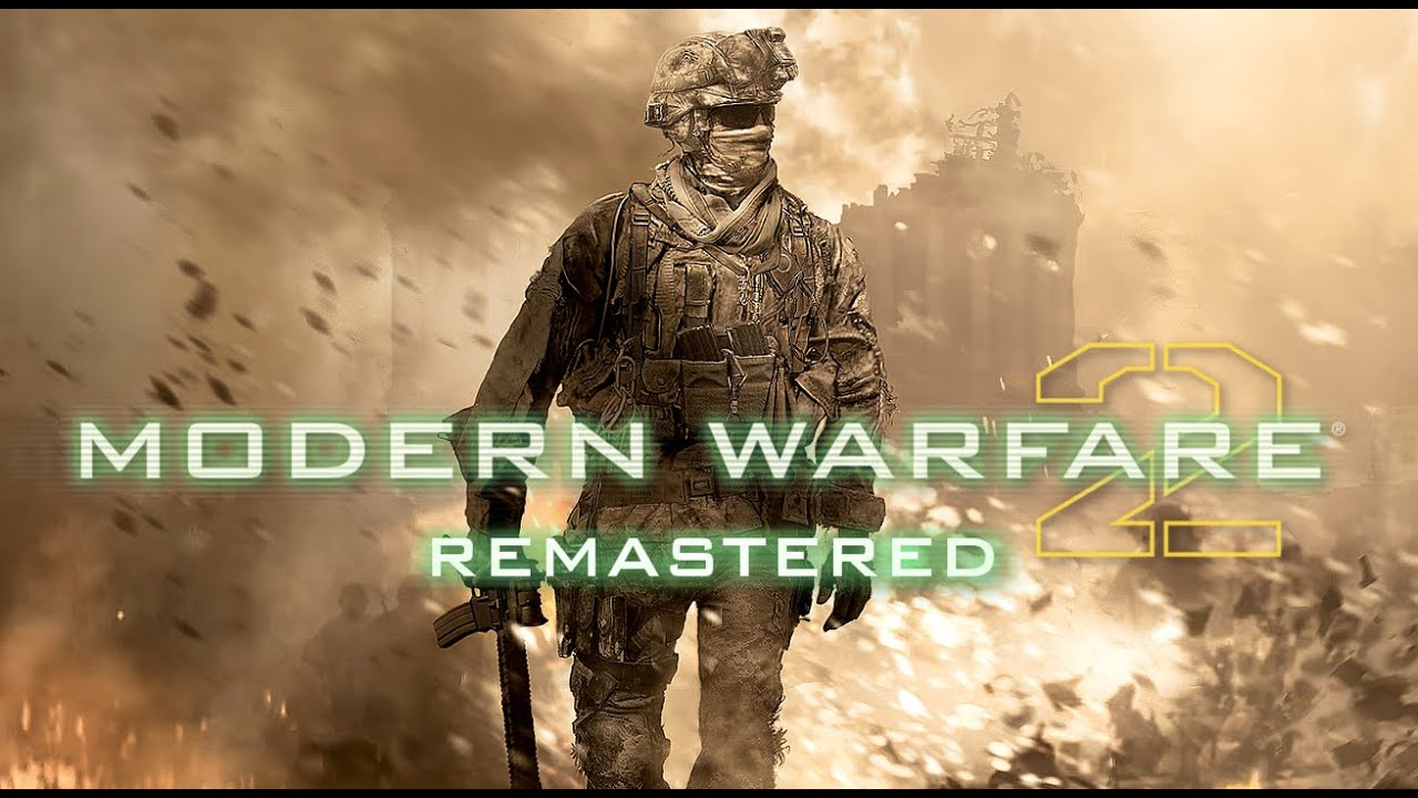 Modern Warfare 2 Remastered The Future Of Call Of Duty