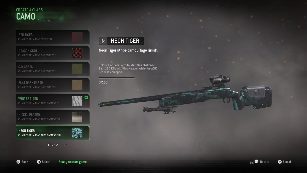 Cod 4 Modern Warfare Remastered Best Sniper Rifle Class Layout Perks Weapon And Attachements Youtube