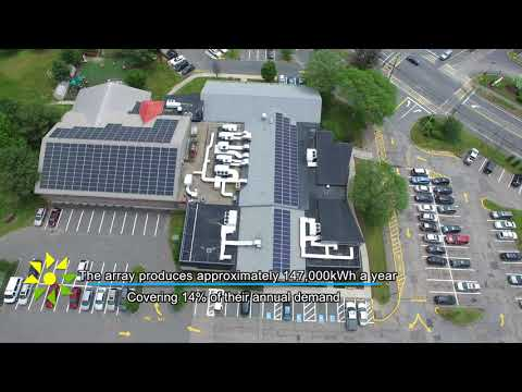MetroWest YMCA Solar Array