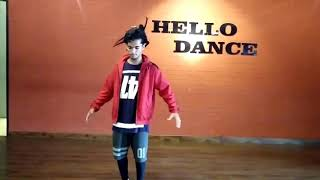 Aaja Nachle / Choli Ke Peeche (Remix) | Kings United Music Productionfreestyle dance