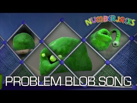 NUMBERJACKS | The Problem Blob Song