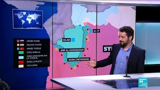 Syrie : le brouillard d'Idleb