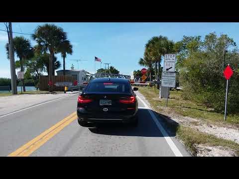 Blackburn Point Bridge - Casey Key Florida