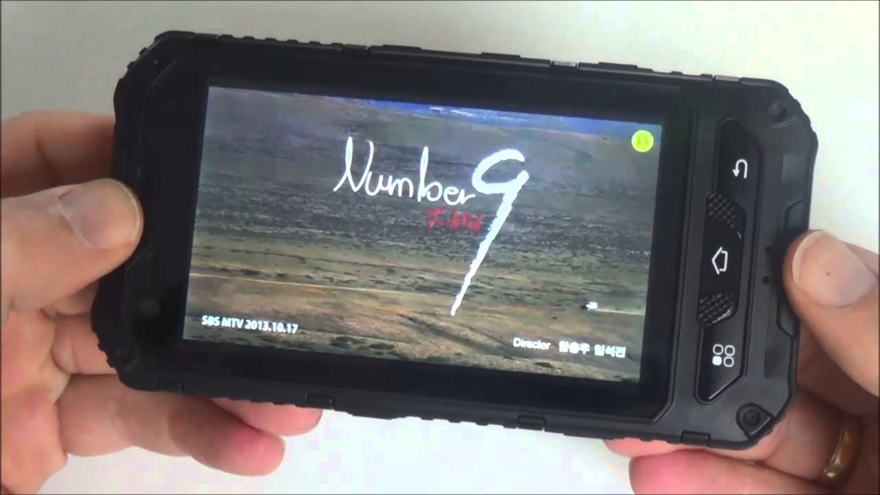 Land Rover A8. Rugged smartphone. www.china-tel.ru - YouTube