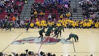The Lab WCHS Dance Competition - Saturday , Jan 19, 2019 - they killed it!!!