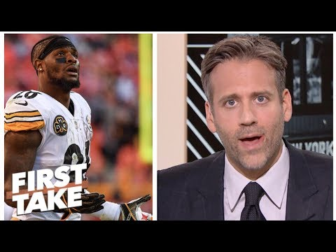 Max: Prospective teams shouldn't question Le'Veon Bell's commitment | First Take | ESPN