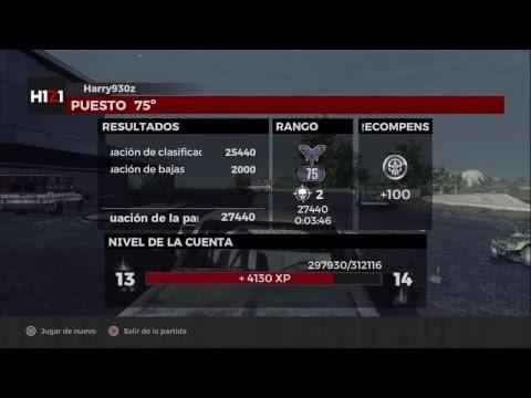 H1Z1 PS4 en DirectO!!!!!!!!