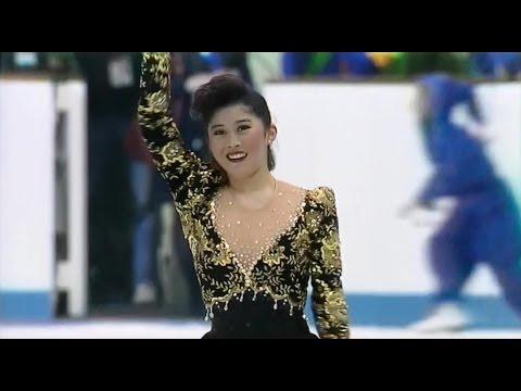 HD Kristi Yamaguchi  1992 Albertville Olympic  Free Skating