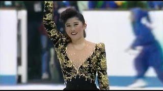 [HD] Kristi Yamaguchi - 1992 Albertville Olympic - Free Skating