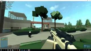 Roblox skilled out: EP23 me vs a rank 177 with a mp10 OMG that gun so op
