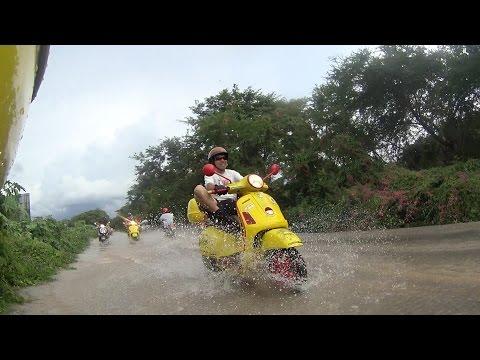 Vespa Motorsport: Guadalajara to Cabo PART 2