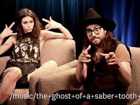 The Last Word: The Ghost Of A Saber Tooth Tiger